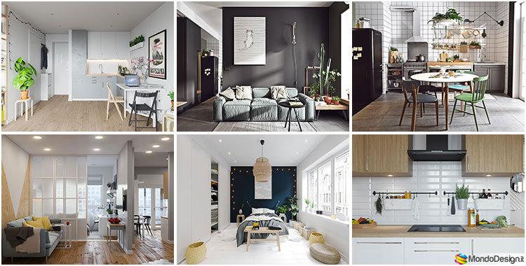 Monolocale Ikea Tante Idee Originali per Arredare Piccoli Spazi  MondoDesignit