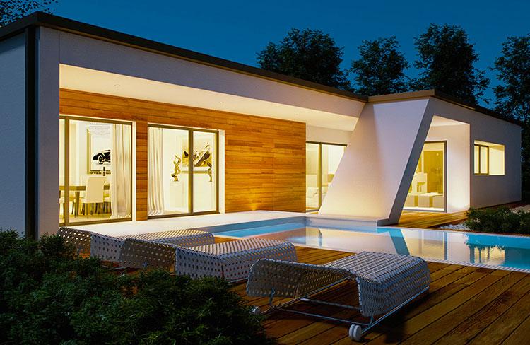 Casa Prefabbricata Design