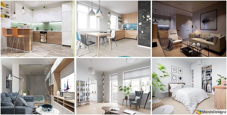 Arredare una Casa Piccola Ikea Tante Idee e Progetti Originali  MondoDesignit