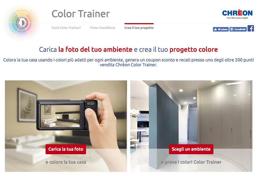 Dipingere le pareti di casa virtualmente. I 10 Migliori Simulatori Di Colori Per Pareti Online Mondodesign It