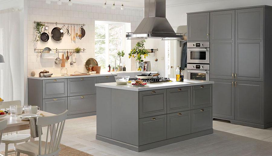 Cucina con Isola Ikea Ecco 12 Progetti a Cui Ispirarsi