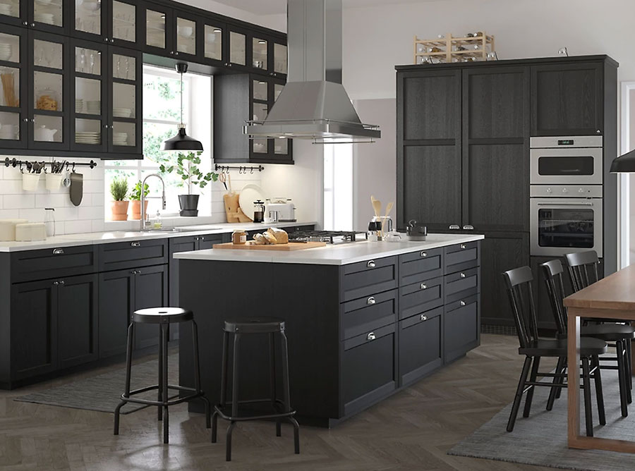 Creare Cucina Ikea - Idee di decorazione per interni ...