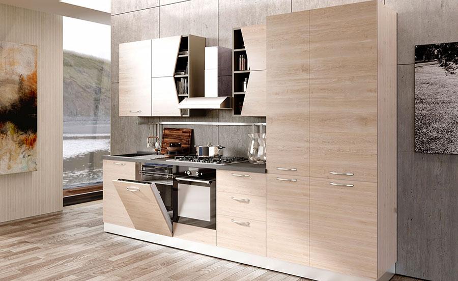 Cucine di 3 Metri Lineari in Diversi Stili  MondoDesignit