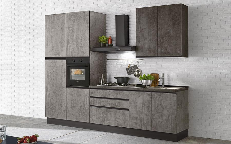 Cucine Moderne Da 3 Metri.Cucina 3 Metri Lineari