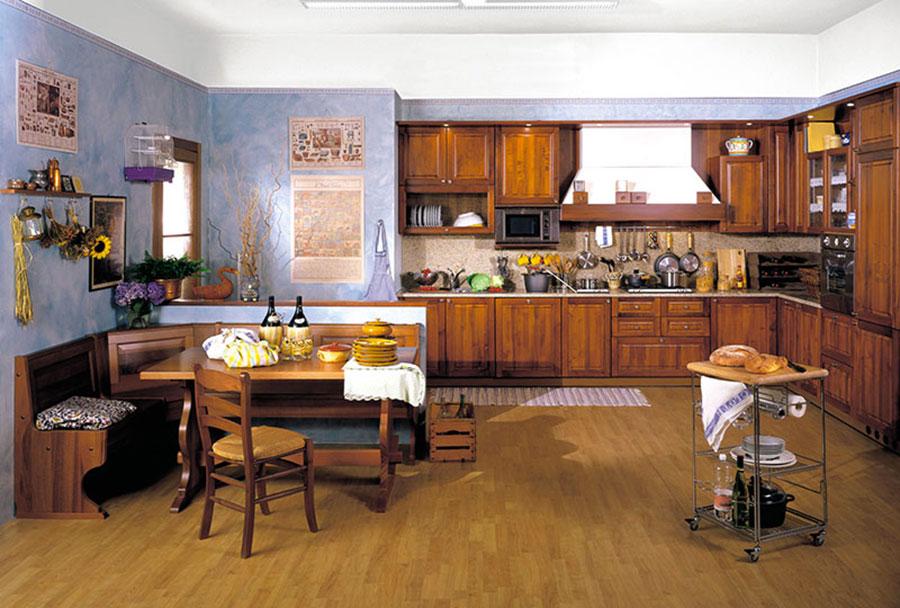30 Idee per Colori di Pareti di una Cucina Classica