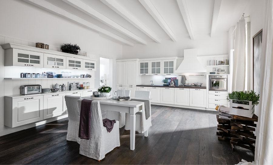 30 Idee per Colori di Pareti di una Cucina Classica  MondoDesignit