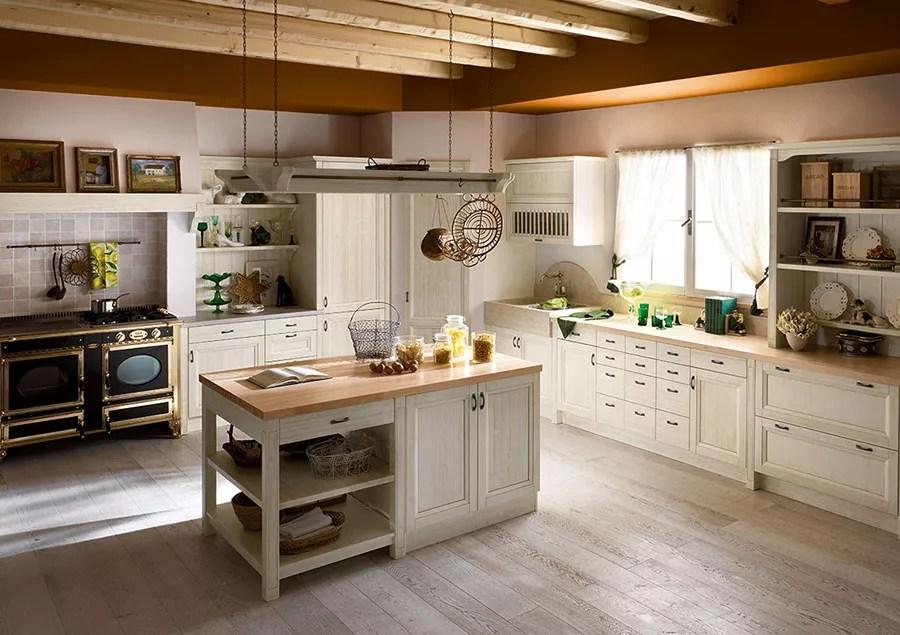 Cucina Rustica 30 Meravigliose Idee di Arredamento  MondoDesignit