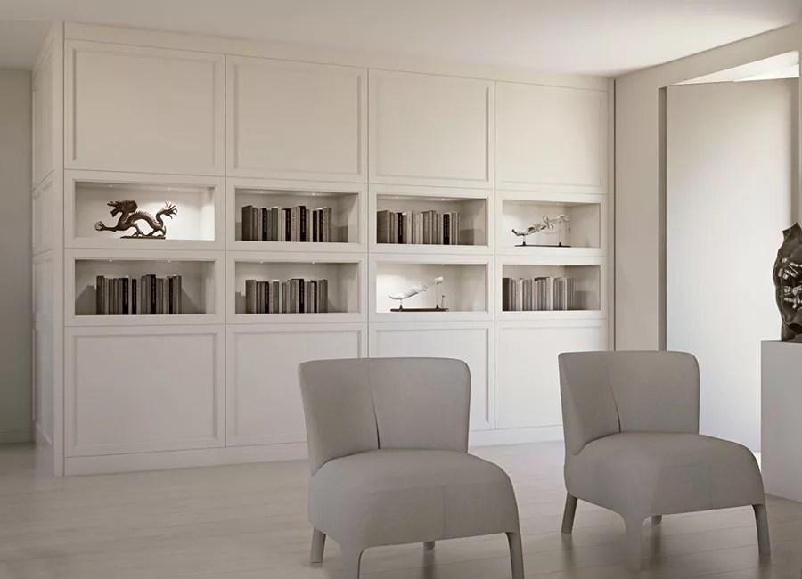 Beautiful Soggiorno Classico Moderno Images - Home Design ...