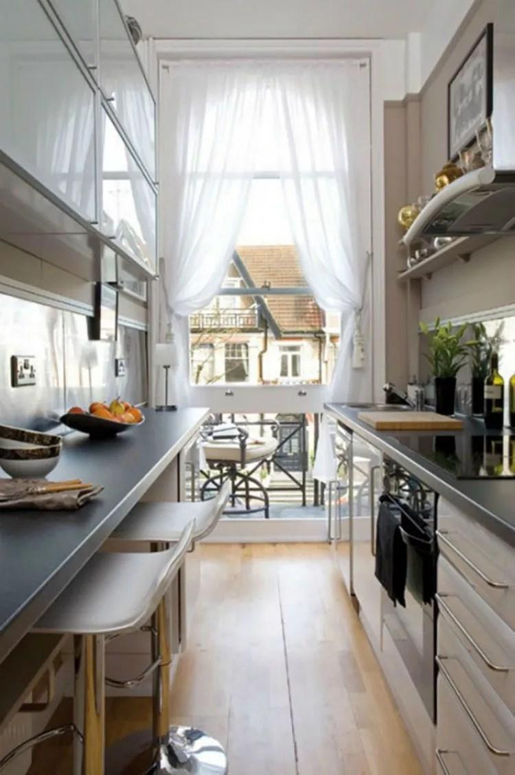 Arredare Cucine Piccole E Strette | Cucine Moderne E ...