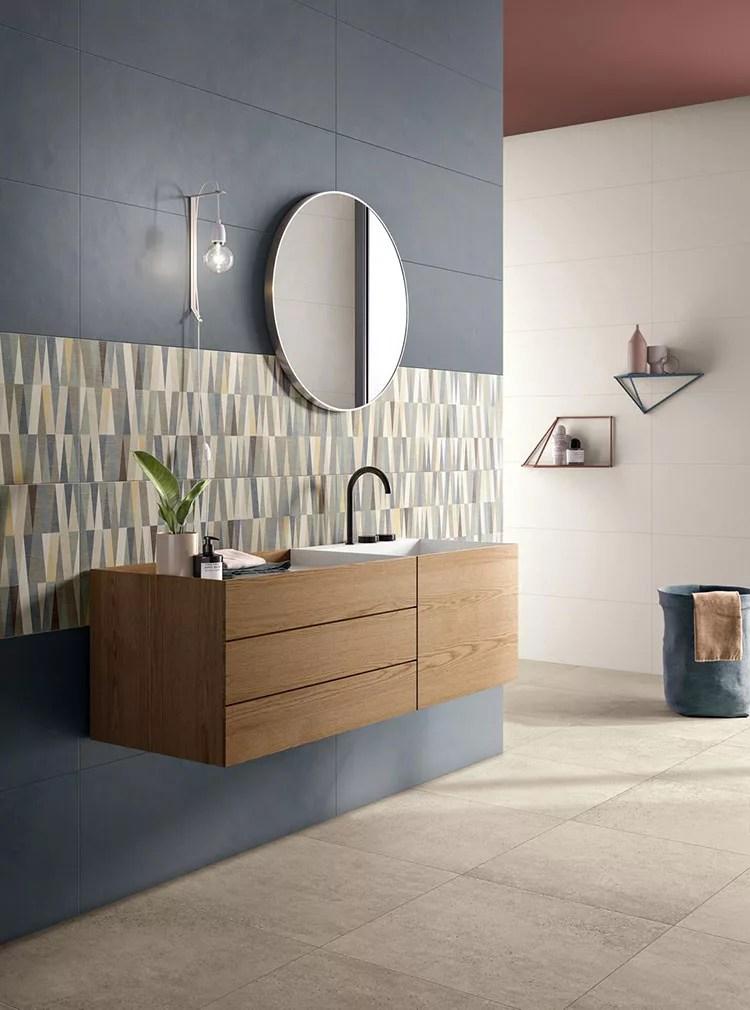 Rivestimenti per Bagno Moderno 40 Idee dal Design Sorprendente  MondoDesignit