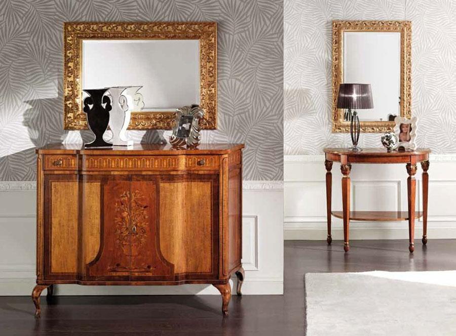 Come rendere accogliente, ordinato e luminoso il tuo ingresso con mobili e complementi d'arredo in stile classico. 50 Idee Per Arredare Un Ingresso Classico Ed Elegante Mondodesign It
