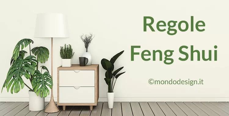 Partiamo dalla camera da letto: Feng Shui Regole E Consigli Per L Arredamento Mondodesign It