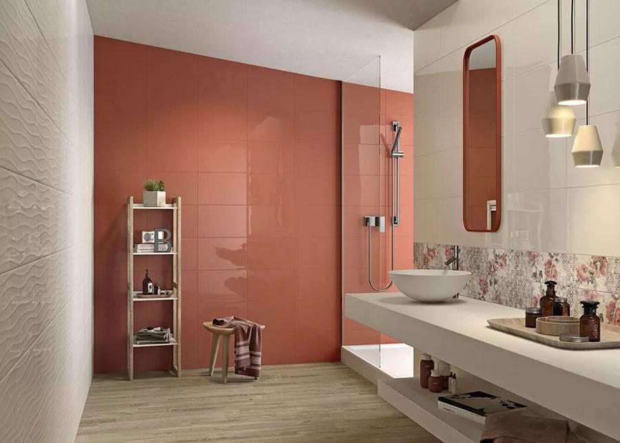 Colori Piastrelle Bagno 35 Idee per Rivestimenti