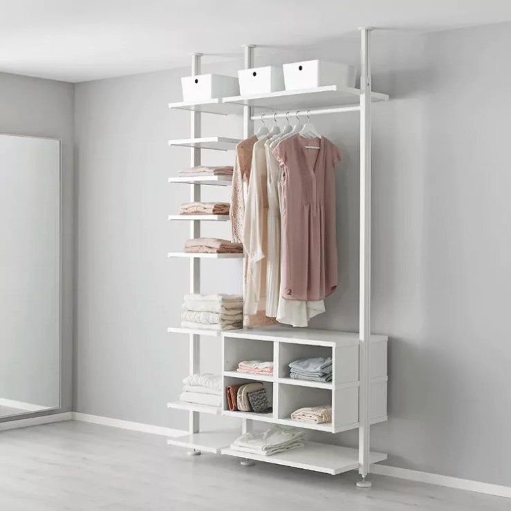 Progettare Cabina Armadio Ikea 2021