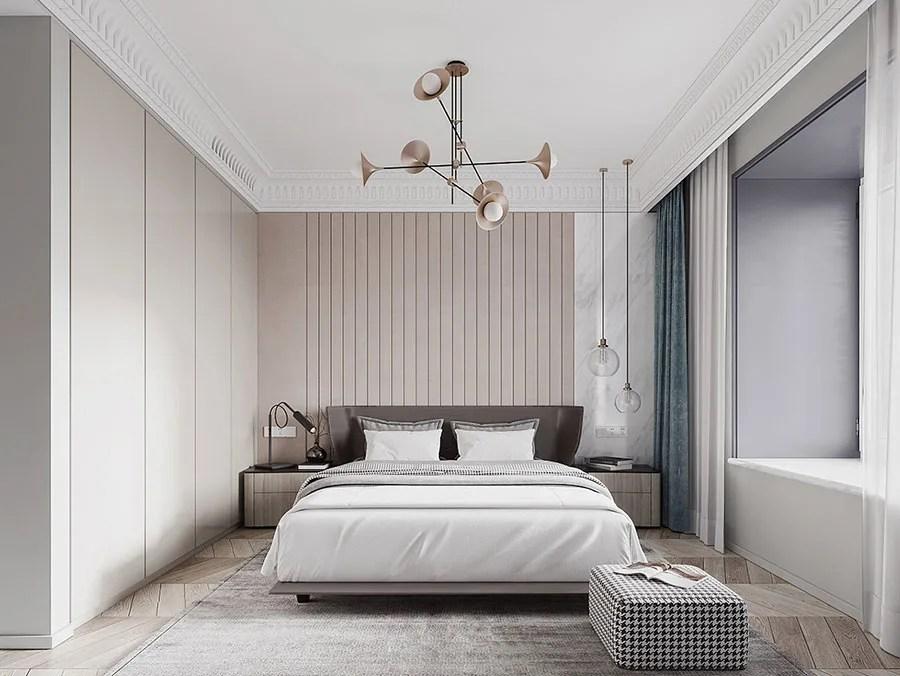 Illuminazione della camera da letto ☆ come scegliere le lampade giuste? Lampadari Per Camera Da Letto 44 Idee Moderne E Classiche Mondodesign It