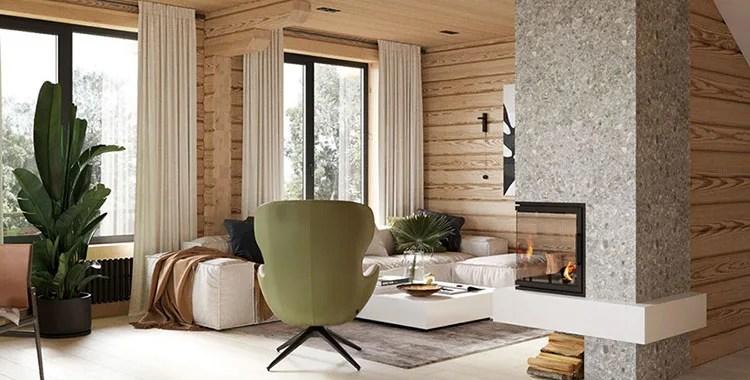 Indecise se scegliere uno stile moderno o vintage per la vostra nuova casa o per il cambio dei mobili? 30 Idee Di Arredamento In Stile Rustico E Moderno Insieme Mondodesign It