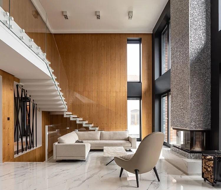 Il fulcro del nostro soggiorno sarà ovviamente il caminetto. Soggiorno Con Camino Tante Idee E Soluzioni Originali Mondodesign It