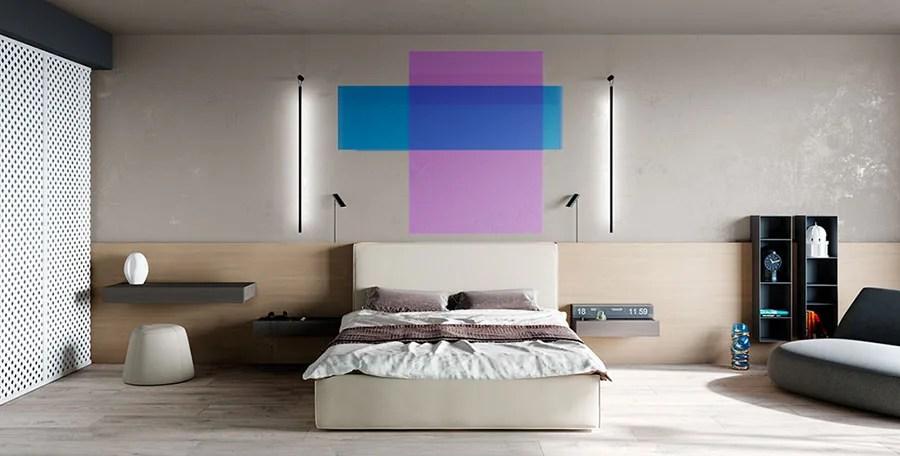 Nera, verde, blu…la vernice lavagna è una fantastica idea per decorare una parete o una parte di questa. 50 Idee Per Decorare La Camera Da Letto Mondodesign It