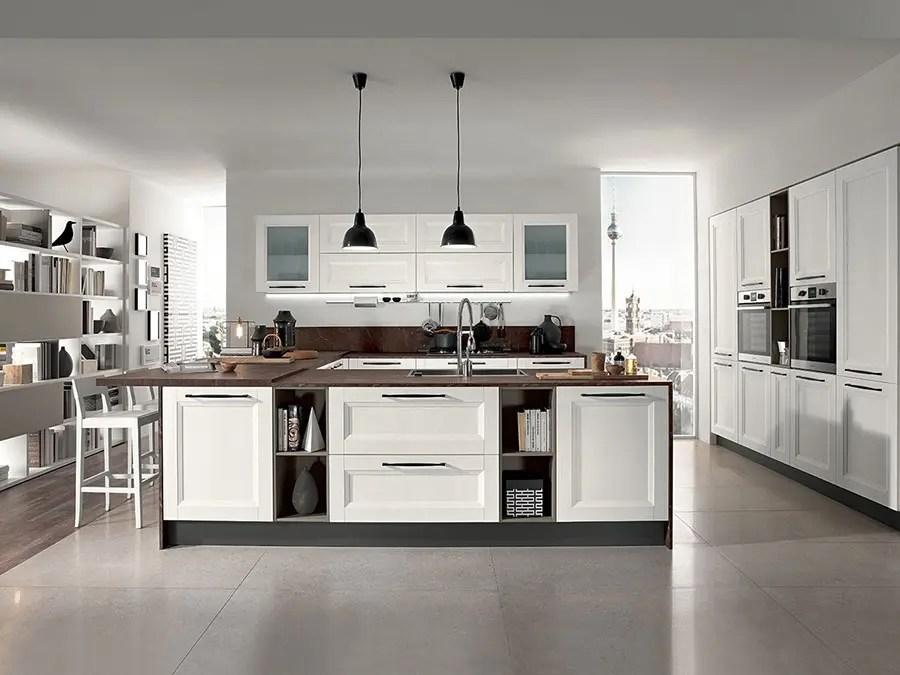 Uno stile senza tempo per la cucina. Come Arredare Una Cucina In Stile Contemporaneo Mondodesign It