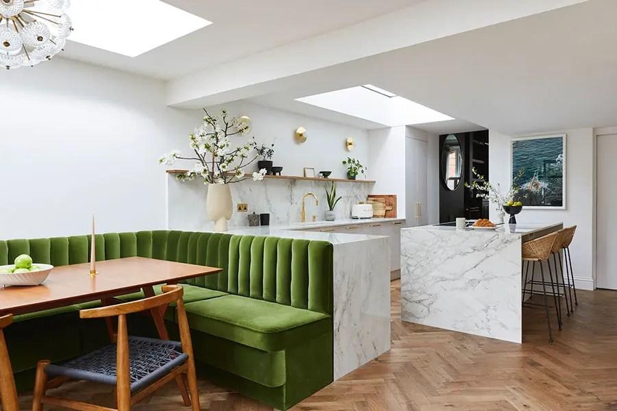 La seguente inquadratura ravvicinata evidenzia una possibile variante per. Cucina Open Space Con Isola 38 Idee Di Design Alle Quali Ispirarsi Mondodesign It