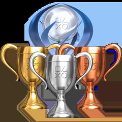 Trofeos PS3