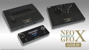 NeoGeo X Gold Edition