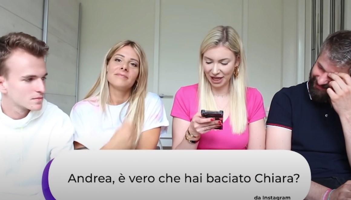Chiara e Blackgeek