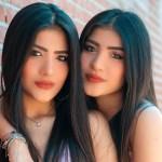 Le gemelle Kessy e Mely