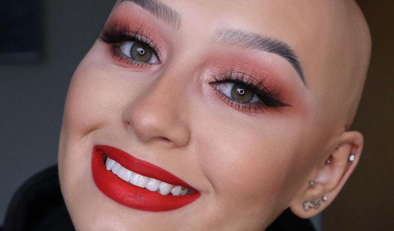 Chi è Danigmakeup, influencer con l'alopecia che rivoluziona il concetto di bellezza