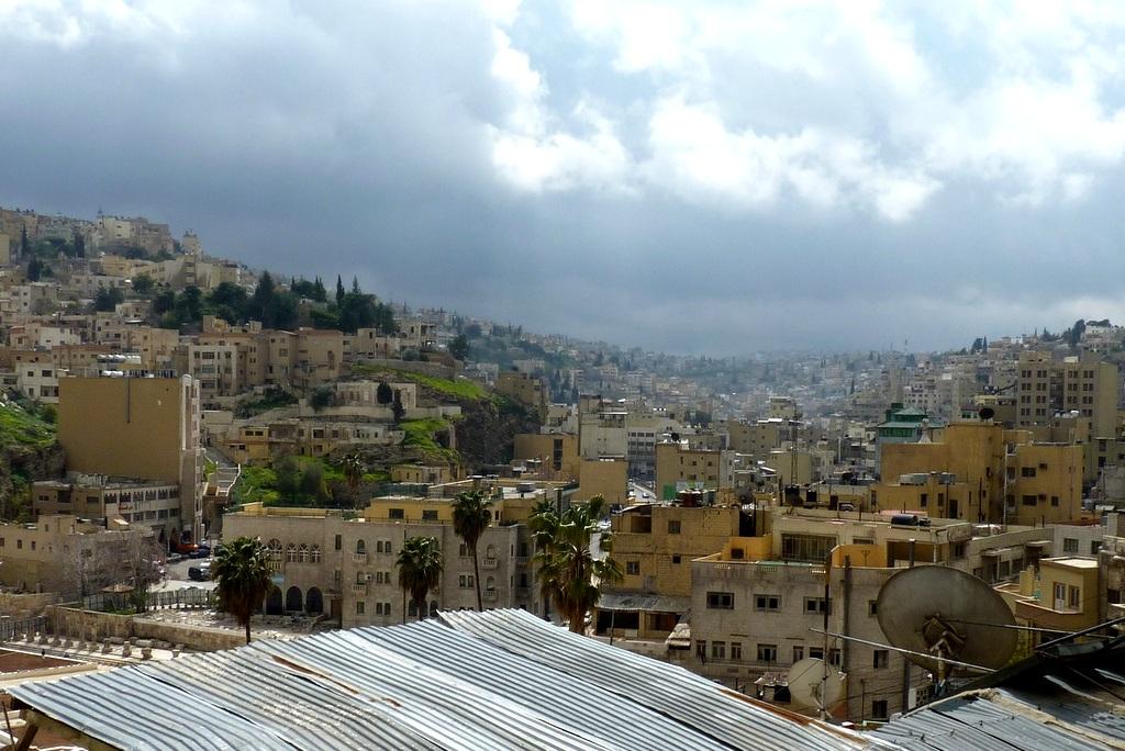 jordánia amman utazás