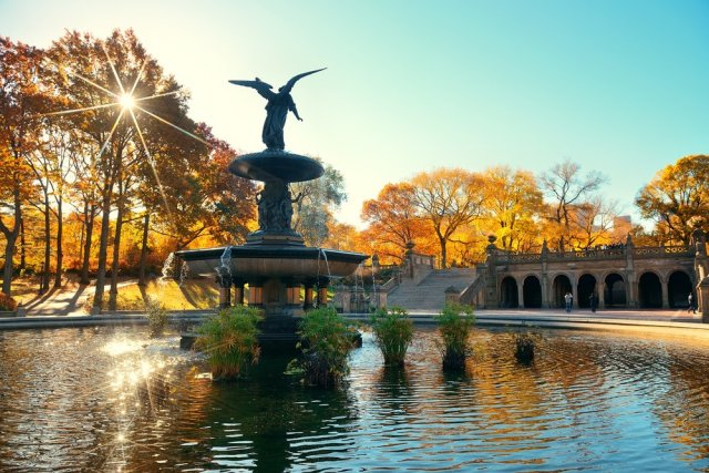 bethesda-fountain-szökőkút-central-park
