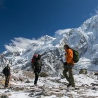 A világ legmagasabb hegyei közt - 12 napos túrán az Everest alaptábor felé