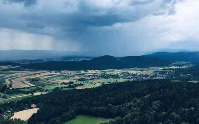 hohe wand naturpark ausztria kerékpár hegymászás hegymenet csongor tamás péter