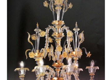 Lampadario murano usato veneto: lampadari murano outlet applique