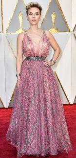 Oscar 2017 Scarlett Johnsson veste Alaîa @ Getty