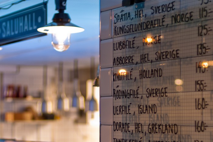 B.A.R. Restaurant in Stockholm