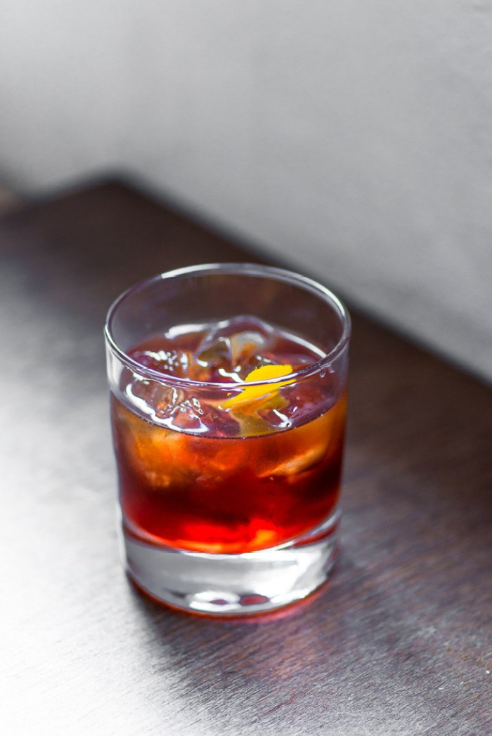 coffee old fashioned