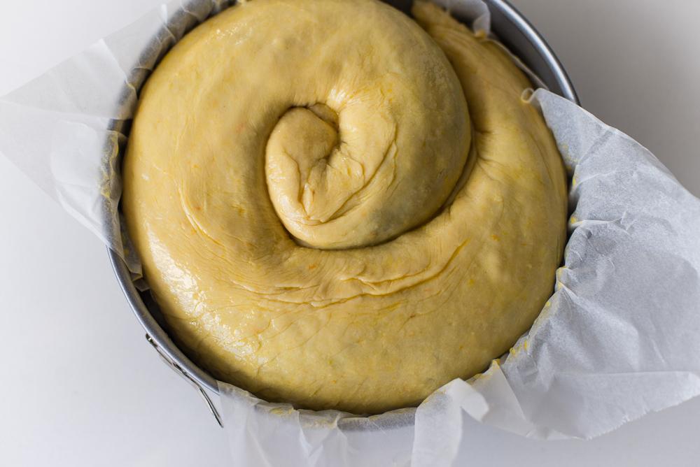 Gubana Cake Recipe