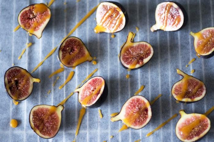 Manuka Honey roasted Figs