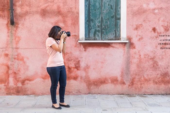 Giulia in Venice
