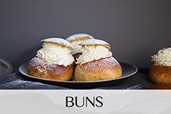 BUNS & DOUGHNUTS