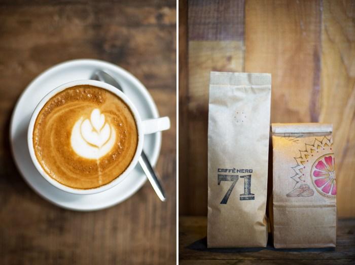 Caffè Nero Dublin - Single Origin espresso Nicaragua 71