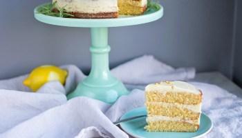 Black Forest Cake from Jamie Oliver Comfort Food