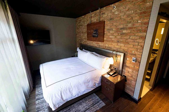 the curtain a new boutique hotel and