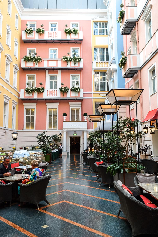 Saint Petersburg And Belmond Grand Hotel Europe Mondomulia