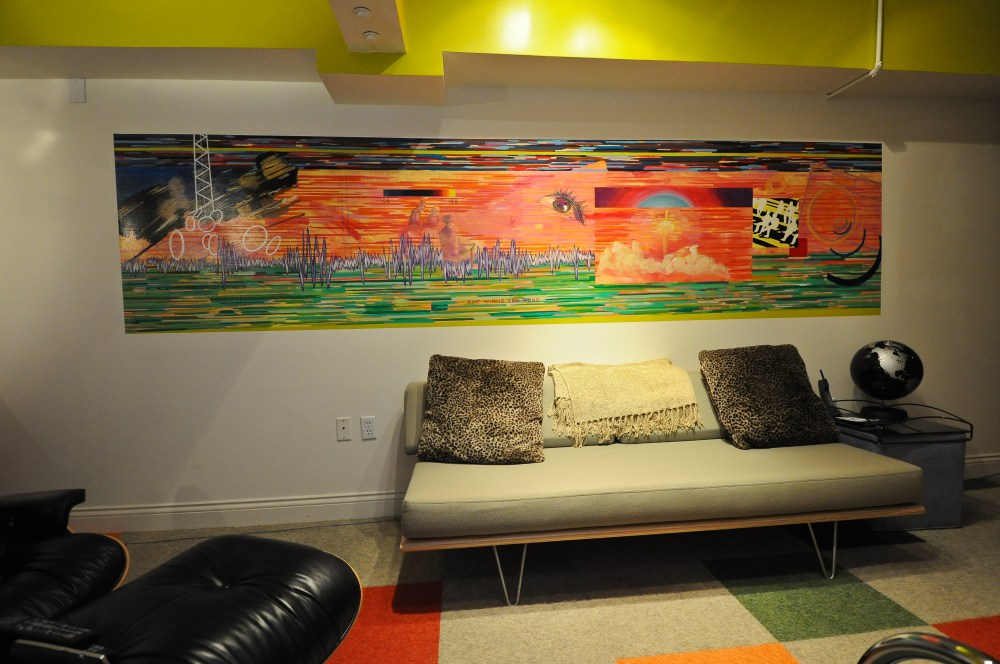 Penthouse Painting for Pop Art Lover (2/3)