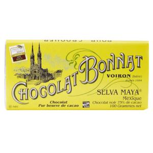 Selva Maya 75% cocoa Grand Crus 100g Bar