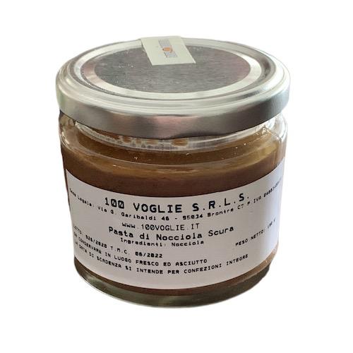 Pure Hazelnut paste 190g JAR