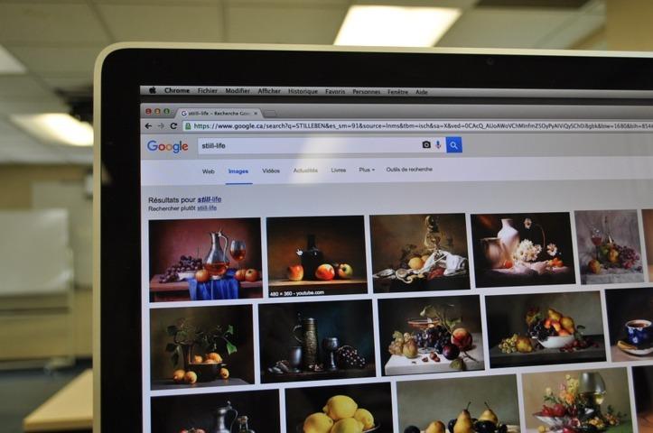 Google: introdotta la pubblicità nella ricerca per immagini