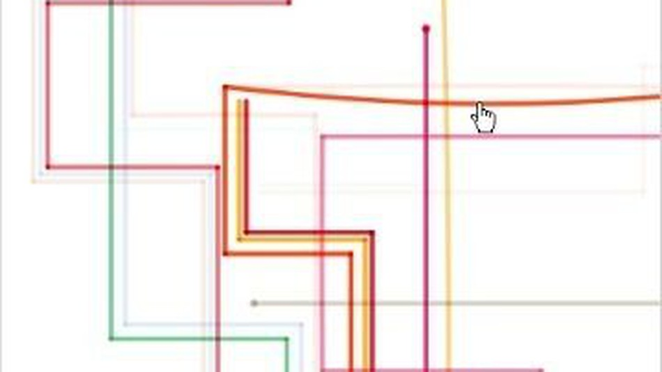 new york city subway diagram 1993 dodge dakota fuse box system comes alive in html5 javascript video